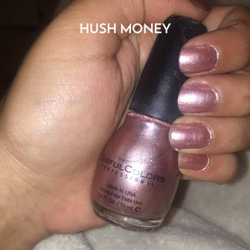 SinfulColors Professional Nail Color uploaded by Genesis R.