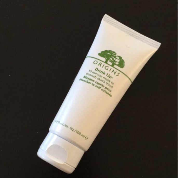 Origins Drink Up 10 minute mask to quench skin's thirst uploaded by Samantha B.
