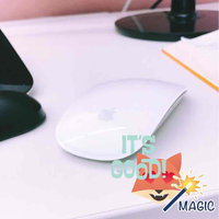 Apple Magic Mouse - White (MB829LL/A) uploaded by David F.