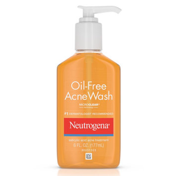 Neutrogena Oil-Free Acne Wash uploaded by Salma A.