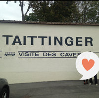 Taittinger Brut La Francaise NV 750ml uploaded by Tanisha T.