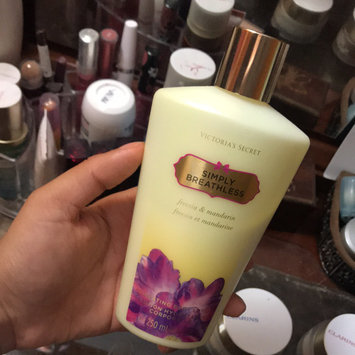 Photo of Victoria's Secret Simply Breathless Body Lotion uploaded by Aya M.