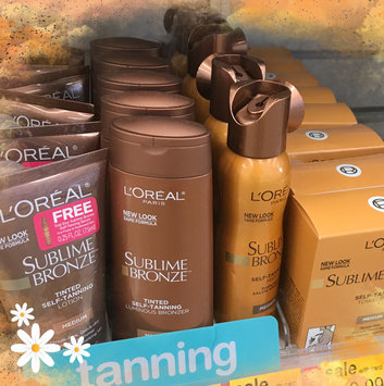 L'Oréal Sublime Bronze Pearl Tinted Lotion uploaded by Donna M.