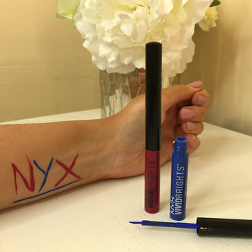 NYX Vivid Brights Liner uploaded by christine h.