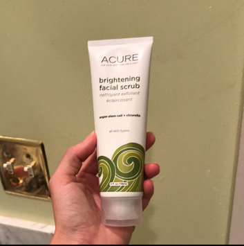 Photo of Acure Organics Brightening Facial Scrub uploaded by Elizabeth D.