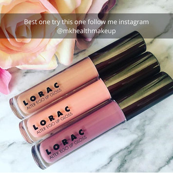 Photo of LORAC Alter Ego Lip Gloss uploaded by Beauty M.