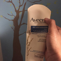 Aveeno Active Naturals Skin Relief with Soothing Oat Essence Moisturizing Lotion uploaded by Quvante A.