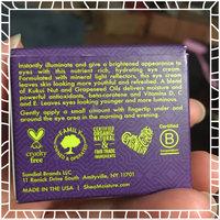 SheaMoisture Kukui Nut & Grapeseed Oils Youth Infusing Eye Cream uploaded by Denisse R.