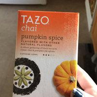 Tazo Chai Pumpkin Spice Black Tea uploaded by Cassie C.