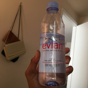 Photo of Evian® Natural Spring Water uploaded by Candace A.