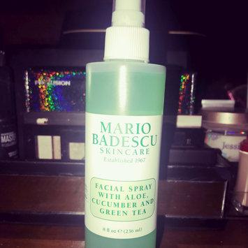 Photo of Mario Badescu Facial Spray with Aloe, Cucumber & Green Tea uploaded by Jessica L.