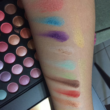 Photo of BH Cosmetics Third Edition 120 Color Eyeshadow Palette uploaded by Heidi F.