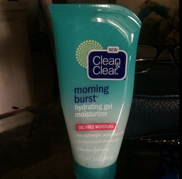 Photo of Clean & Clear® Morning Burst® Hydrating Gel Moisturizer uploaded by Gabby D.
