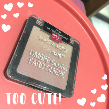 Photo of Wet n Wild Color Icon Ombré Blusher uploaded by Su💗rob T.