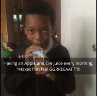 Apple & Eve® Organics Apple uploaded by angela b.