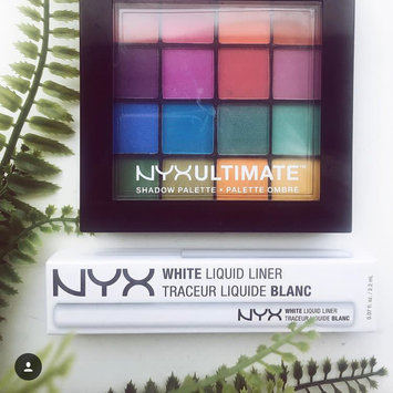 NYX Cosmetics Ultimate Shadow Palette uploaded by Jessica D.