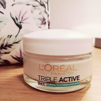 L'Oréal Paris Triple Active Day Moisturiser - Dry and Sensitive Skin uploaded by Loren A.