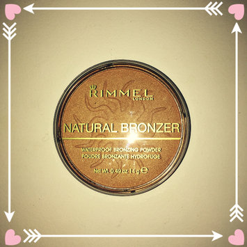 Photo of Rimmel London Natural Bronzer uploaded by Madison S.