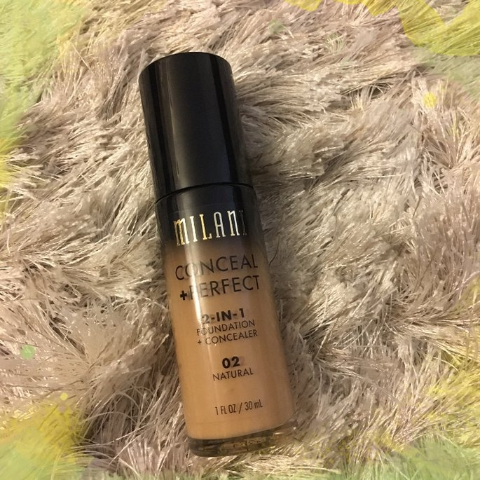 Milani Conceal + Perfect 2-in-1 Foundation + Concealer uploaded by Nina W.