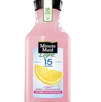 Minute Maid Light Lemonade Pink Light uploaded by Amanda M.