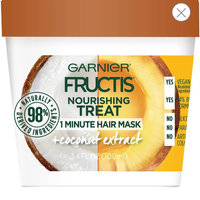 Garnier Fructis Damage Eraser Strength Butter Repairing Rinse-Out uploaded by Stephanie T.