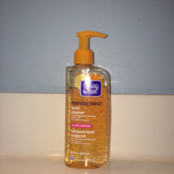 Photo of Clean & Clear® Morning Burst® Facial Cleanser uploaded by Veronica C.