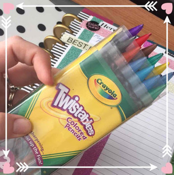 Photo of Crayola 687408 Twistables Colored Pencils 12 Assorted Colors/set uploaded by Carly V.