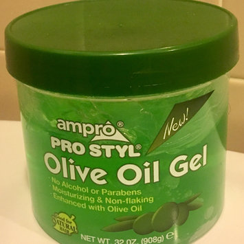 Photo of Ampro Styling Gel - Olive 32 oz. (Pack of 2) uploaded by S Patricia M.