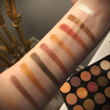 Photo of Morphe 35F - Fall Into Frost Eyeshadow Palette uploaded by Anka D.