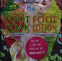 7th Heaven Juiced Grapefruit Foot Soak & Pressed Mint Foot Lotion uploaded by Carlie F.
