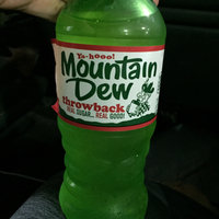 Mountain Dew Throwback Soda uploaded by Willow D.