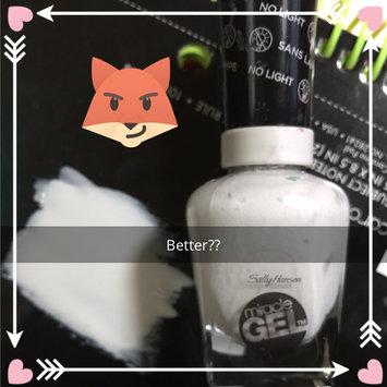 Sally Hansen® Miracle Gel™ Nail Polish uploaded by Emma T.