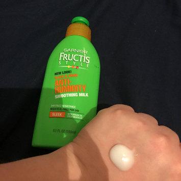 Photo of Garnier Fructis Style Anti-Humidity Smoothing Milk uploaded by Savannah M.