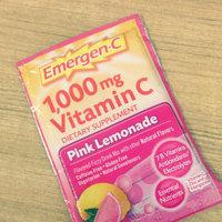 Emergen-C 1,000 mg Vitamin C Pink Lemonade uploaded by Katherine J.