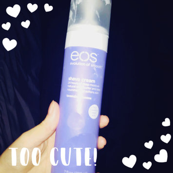 Photo of eos™ Ultra Moisturizing Shave Cream Pomegranate Raspberry uploaded by Pauline C.
