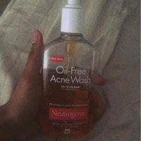 Neutrogena Oil-Free Acne Wash uploaded by Jairo T.