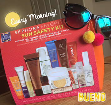 Photo of Sephora Favorites Sun Safety Kit uploaded by Candy B.