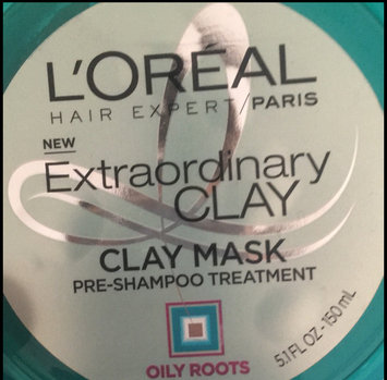 L'Oréal Paris Hair Expert Extraordinary Clay Pre-Shampoo Mask uploaded by Kelly K.