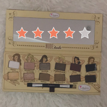 The Balm Nude'tude Palette uploaded by Follow M.
