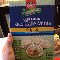 Paskesz Golden Harvest Rice Cake Minis Original Packs - 6 CT uploaded by Gabriela P.