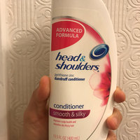 Head & Shoulders Smooth & Silky Dandruff Conditioner uploaded by Katerine K.