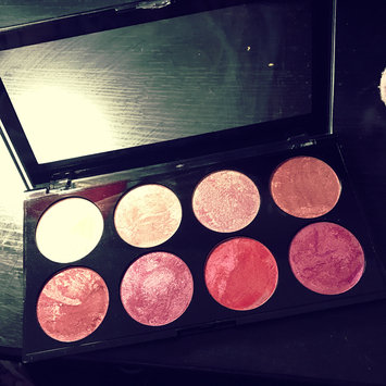 Photo of Makeup Revolution Blush Palette uploaded by Kathryn L.