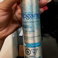 Women's Rogaine Hair Regrowth Treatment Foam, 4 Month Supply, 1 ea uploaded by Cynthia O.