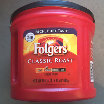 Photo of Folgers Coffee Classic Roast uploaded by Whitney G.