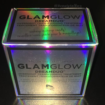 Photo of GLAMGLOW® Dreamduo™ Overnight Transforming Treatment uploaded by Smaranda V.