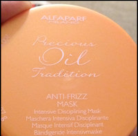 ALFA PARF Precious Oil Tradition Anti-Frizz Intensive Face Mask for Unisex, 6.76 Ounce uploaded by Brunilda C.