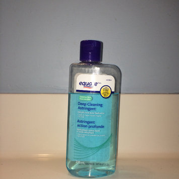Photo of Equate Sensitive Skin Deep Cleaning Astringent, 8 fl oz uploaded by Veronica C.