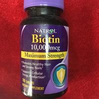 Natrol Biotin uploaded by Aya E.