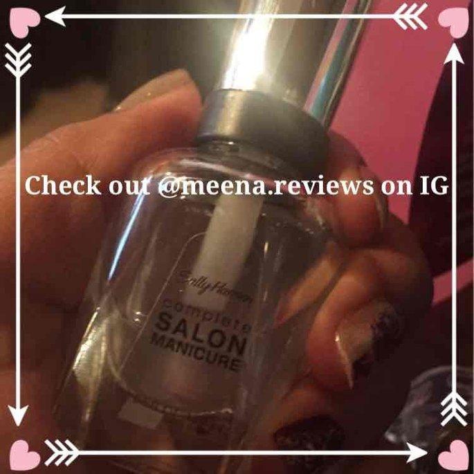 Sally Hansen Complete Salon Manicure uploaded by Meena S.