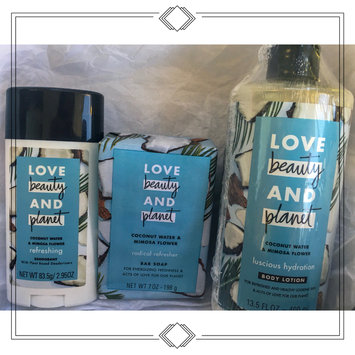 Photo of Love Beauty And  Planet Bountiful Moisture Murumuru Butter & Rose Body Wash uploaded by Amber D.